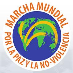 Se viene la Marcha Mundial por la Paz y la No Violencia