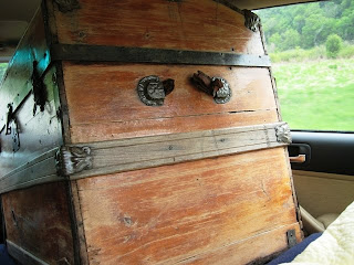 Trunk with a view