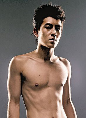 Naked edicson pictures chen