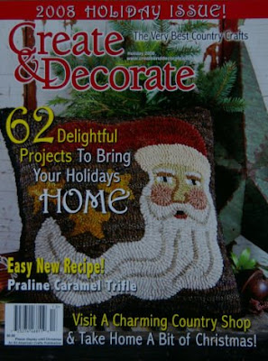 The noble wife create and decorate holiday issue for Create and decorate magazine free