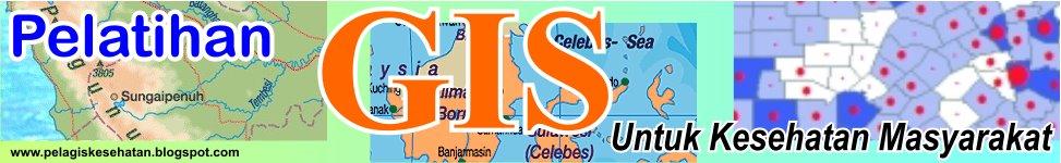 Pelatihan GIS Untuk Kesehatan