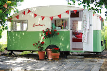 vintage caravan mad