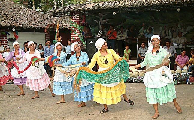 Costumbres El Salvador