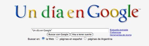 Un día en Google