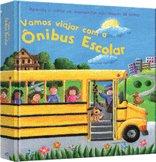 Livro: Vamos viajar com o ônibus escolar