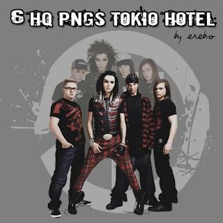Tokio Hotel, Bill Kaulitz... PNGs_TokioHotel_byerebo