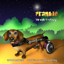 Frankie the Walk &#39;N Roll Dog Book Series
