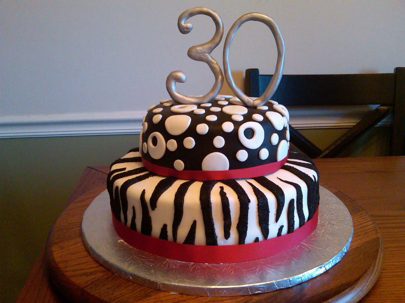 30th Birthday Decorating Ideas