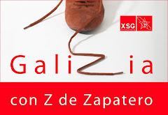 Galicia con Z de Zapatero
