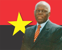 José Eduardo dos Santos. Presidente da República de Angola