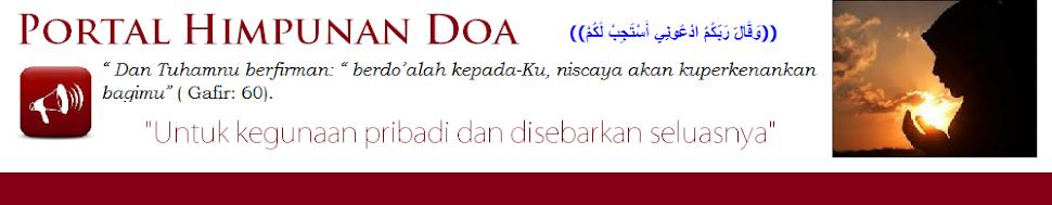 Portal Himpunan Doa
