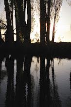 El lago del Tesoro