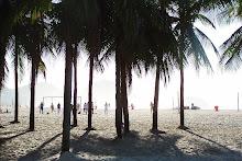 Copacabana por la mañana