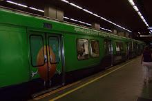 El Metro verde de Rio de Janeiro