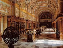 La biblioteca de San Lorenzo del Escorial