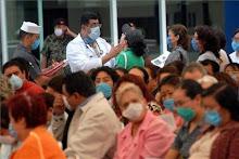 La gripe A se nota el rostro de las gentees