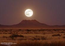 La Luna llena en Mexico