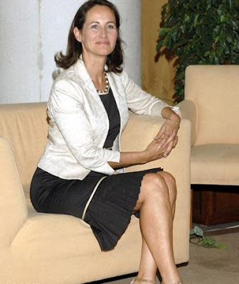 french presidential candidate segolene royal pretty attractive
