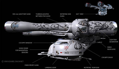 "13 Above: Future Space Vehicles By ""Cosmic Motors"""