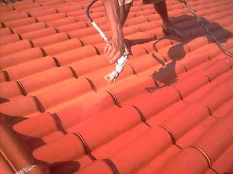 Como trocar telhas