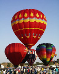 Who Doesn't Want A Hot Air Balloon Ride?
