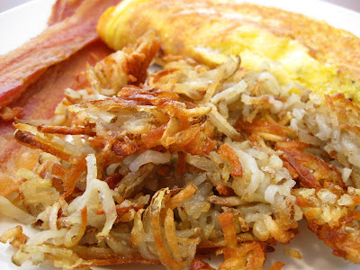 Cooking From Scratch: Shredded Hash Browns