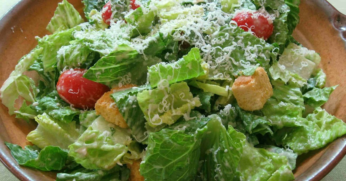 Cooking From Scratch: Classic Caesar Salad