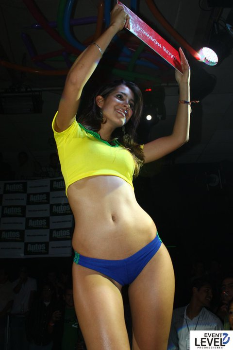 Hermosas Mujeres Sudamericanas Vanesa Tello