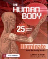 25 things about the human body book