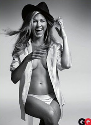 The New, Improved Nude Jennifer Aniston: Her Marketing & Promotion War