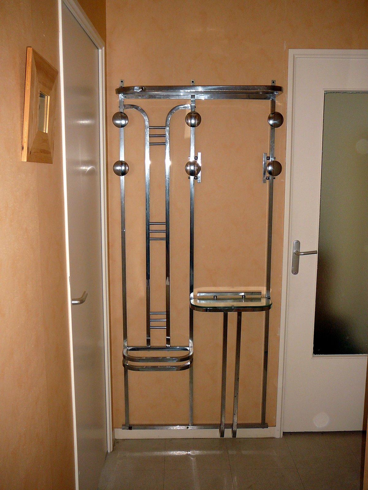 Appartement t2 hall d 39 entr e et couloir 4 m2 - Appartement hal ...