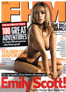 emily scott fhm picture
