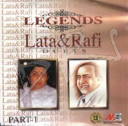 M.Rafi & Lata Mangeskar Superhit songs
