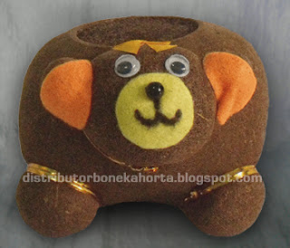 Boneka Potty Anjing