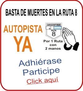 ADHIERA CON SU FIRMA AL PROYECTO AUTOPISTAS LIBRES DE PEAJE