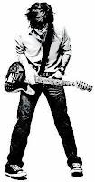 emo guitarist