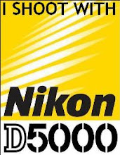 I SHOOT WITH NIKON D5000