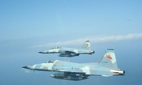 F-5 E Tiger TNI AU