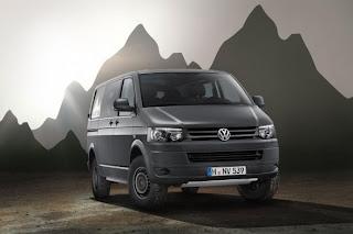 2011 Volkswagen Transporter Rockton 4MOTION