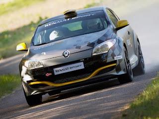 2011 Renault Megane RS N4
