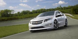 2011 Chevrolet Volt Z-Spec Concept