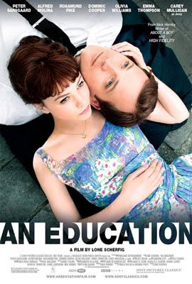 Filme Poster An Education DVDRip RMVB Legendado