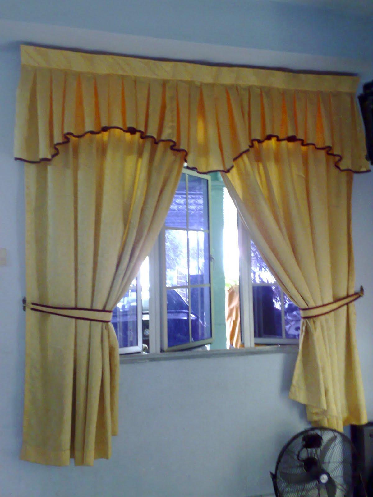 Pesona Decor Amp Renovation Langsir