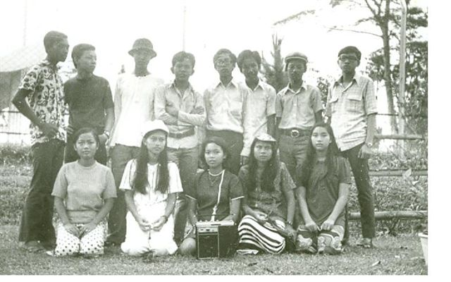 Form 3 (1971) - Ampang Road Boys School, Kuala Lumpur