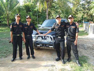 Bersiaga di depan Armada Patroli