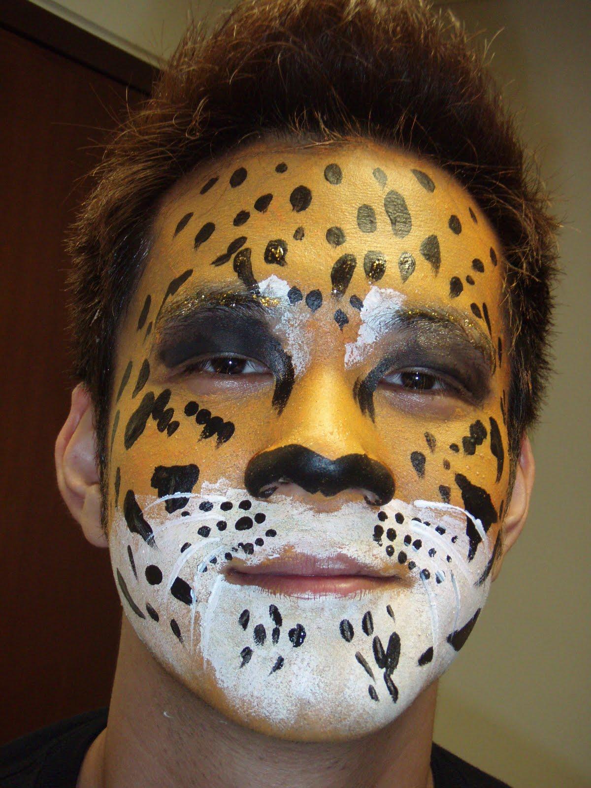 FACE PAINTING (KL), BODY ART, HENNA TATTOO: Animal Face ...