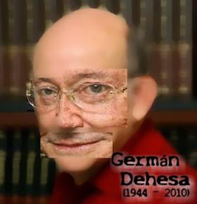 Homenaje a Germán Dehesa
