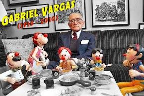 Homenaje a Gabriel Vargas