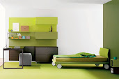 #1 Green Bedroom Design Ideas