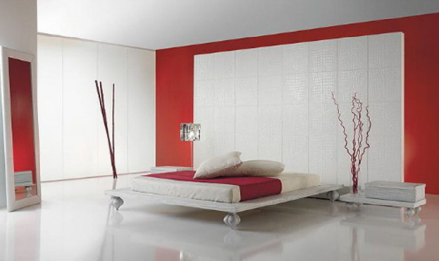 Amazing Red Bedroom Bedroom Decorating Simple Ideas For A Stunning Part 7